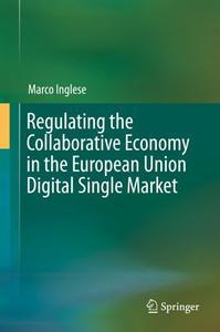 Regulating the Collaborative Economy in the European Union Digital Single Market