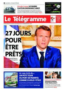 Le Télégramme Brest – 14 avril 2020