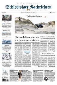 Schleswiger Nachrichten - 13. Oktober 2017