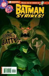 Batman Strikes 002