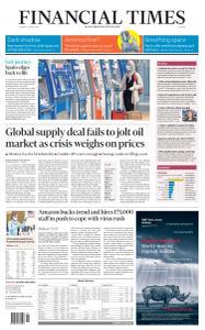 Financial Times Europe - April 14, 2020