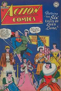 Action Comics 198 (DC) (Nov 1954) (c2c) (Superscan