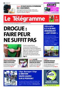 Le Télégramme Brest – 26 avril 2021