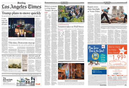 Los Angeles Times – September 20, 2020
