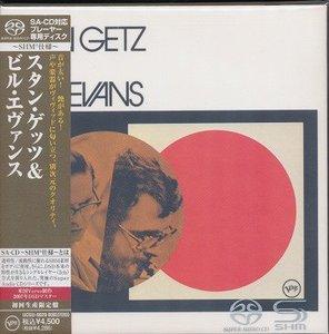 Stan Getz & Bill Evans - Stan Getz & Bill Evans (1973) [Japanese Limited SHM-SACD 2011] PS3 ISO + Hi-Res FLAC