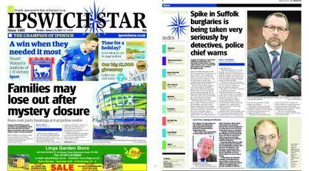 Ipswich Star – January 15, 2018
