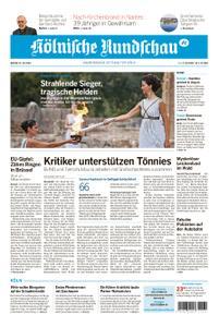 Kölnische Rundschau Wipperfürth/Lindlar – 20. Juli 2020