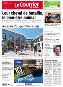 Le Courrier de l'Ouest Cholet – 14 septembre 2019