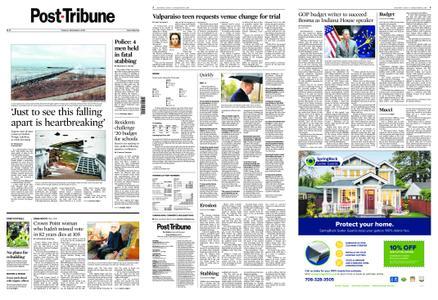 Post-Tribune – December 03, 2019
