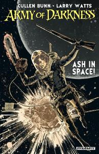 Dynamite-Army Of Darkness Ash In Space 2015 Hybrid Comic eBook