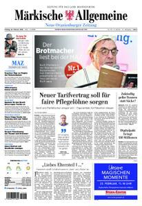 Neue Oranienburger Zeitung - 22. Februar 2019