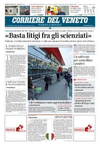 Corriere del Veneto Padova e Rovigo – 22 marzo 2020