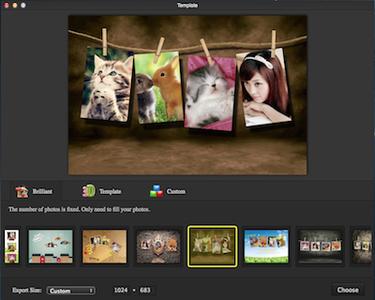 Fine Photo Collage Pro 3.5.2 MacOSX