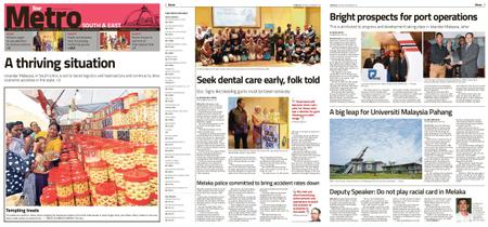 The Star Malaysia - Metro South & East – 03 November 2018
