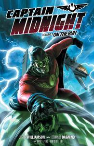 Dark Horse-Captain Midnight Vol 01 On The Run 2014 Retail Comic eBook