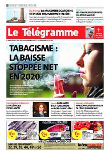 Le Télégramme Brest Abers Iroise – 27 mai 2021