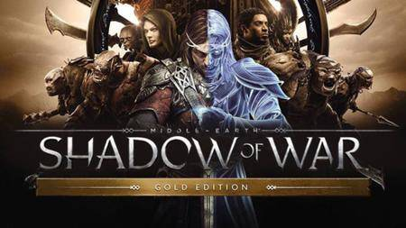 Middle-earth: Shadow of War (2017) [Gold Edition]