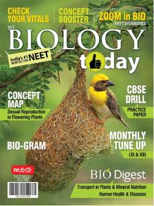 Biology Today - October 2018