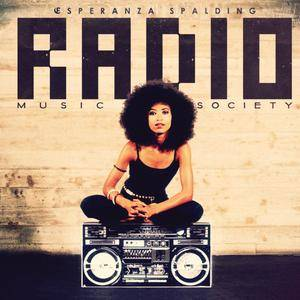 Esperanza Spalding - Radio Music Society (2012) (Japanese Edition) {Heads Up}