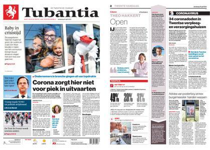 Tubantia - Enschede – 16 april 2020