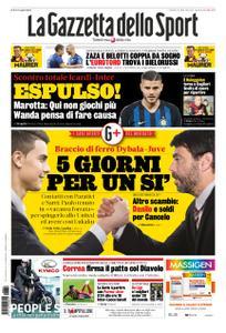 La Gazzetta dello Sport Roma – 02 agosto 2019