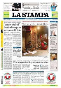 La Stampa Imperia e Sanremo - 30 Aprile 2018