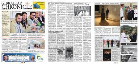 Gibraltar Chronicle – 13 June 2018