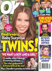 OK! Magazine USA - August 31, 2020