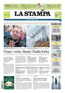 La Stampa Imperia e Sanremo - 5 Novembre 2018