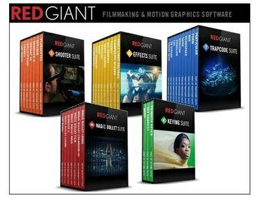 Red Giant Complete Suite 2016 (24.10.2016) (Win/Mac)