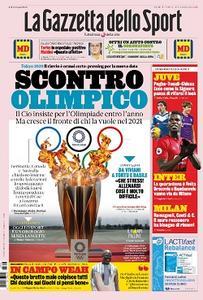 La Gazzetta dello Sport - 24 Marzo 2020
