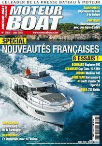 Moteur Boat - Juin 2016
