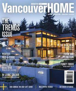 Vancouver Home - Trends 2017