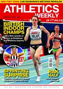 Athletics Weekly - February 14, 2019