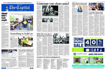 The Capital – June 13, 2019