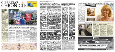Gibraltar Chronicle – 28 August 2019