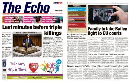 Evening Echo – October 28, 2020