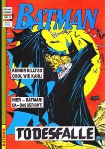 Batman 05 - Todesfalle 1990