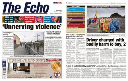 Evening Echo – September 17, 2019