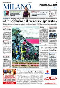 Corriere della Sera Milano – 07 febbraio 2020