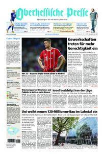 Oberhessische Presse Marburg/Ostkreis - 02. Mai 2018