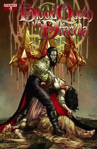 Blood Queen Vs Dracula 0022015 2 covers Digital