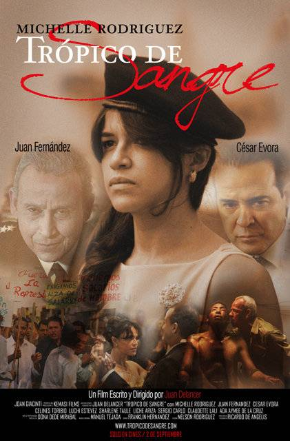 Tropic of Blood (2010) Tropico de Sangre