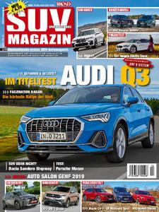 SUV Magazin – April 2019
