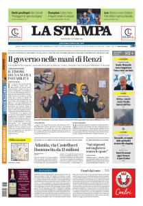 La Stampa Savona - 18 Settembre 2019
