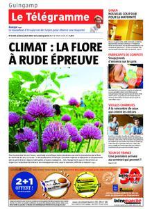 Le Télégramme Guingamp – 11 juillet 2019