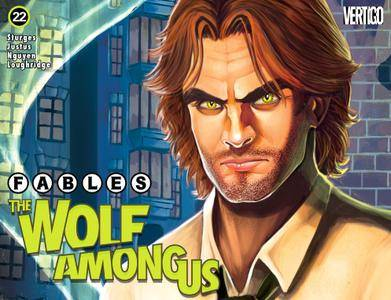 Fables - The Wolf Among Us 022 2015