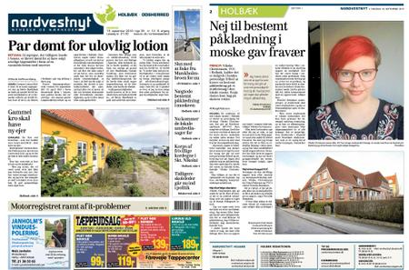 Nordvestnyt Holbæk Odsherred – 18. september 2019