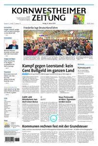Kornwestheimer Zeitung - 19. Januar 2018
