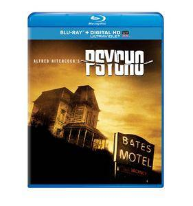 Alfred Hitchcock: The Masterpiece Collection. Psycho (1960)